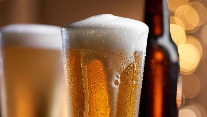 Une bière